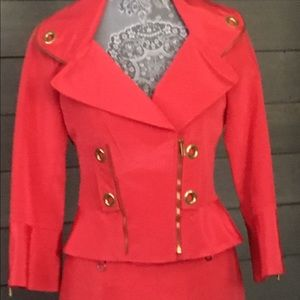 Yoana Boraschi Red Coral 2 pc. Suit